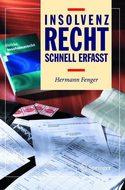 Insolvenzrecht - Schnell erfasst als Buch