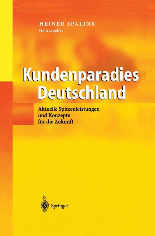 Kundenparadies Deutschland als Buch