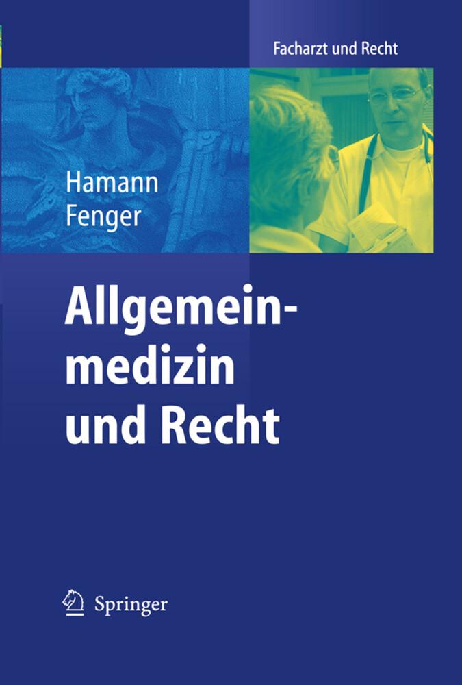 Allgemeinmedizin und Recht als Buch