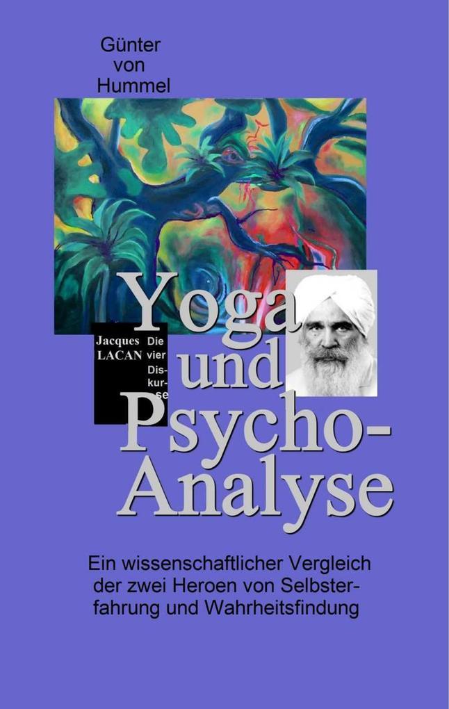 Yoga und Psychoanalyse als Buch
