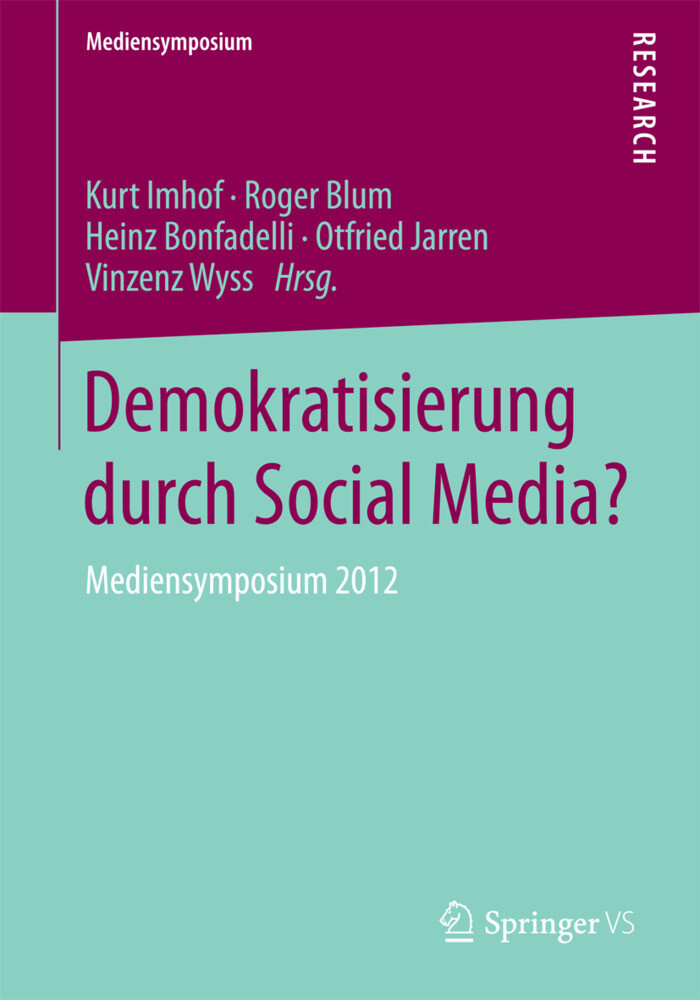 Demokratisierung durch Social Media? als Buch von