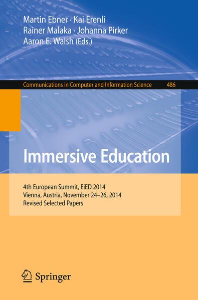 Immersive Education als Buch von