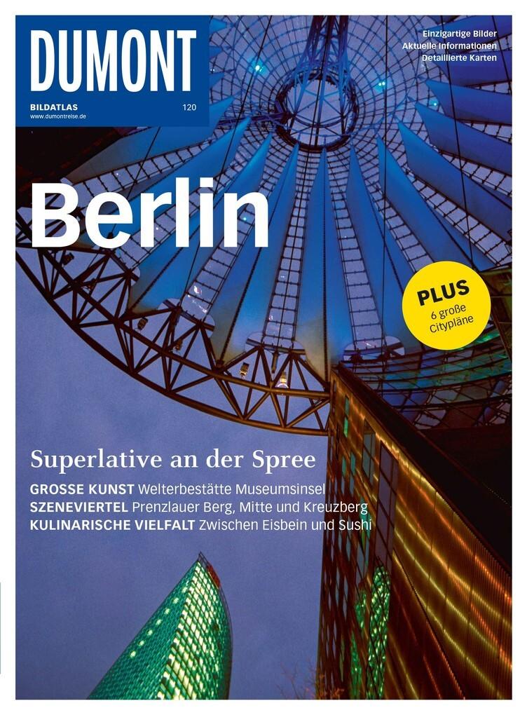 DuMont BILDATLAS Berlin als eBook Download von ...
