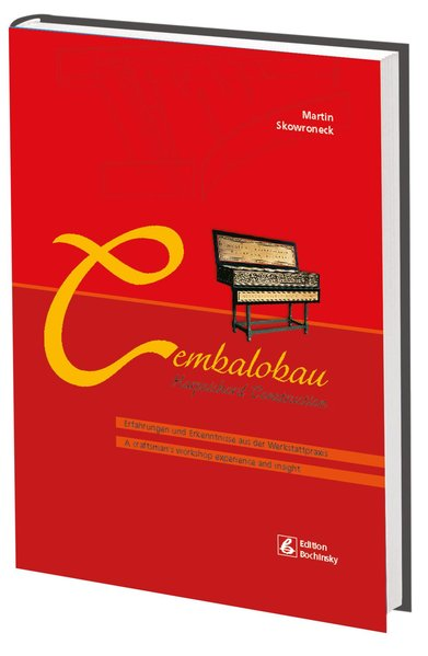 Cembalobau als Buch