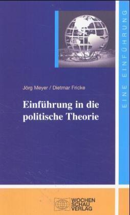 Einführung in die politische Theorie als Buch