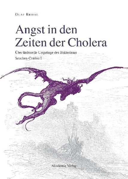 Angst in den Zeiten der Cholera als Buch