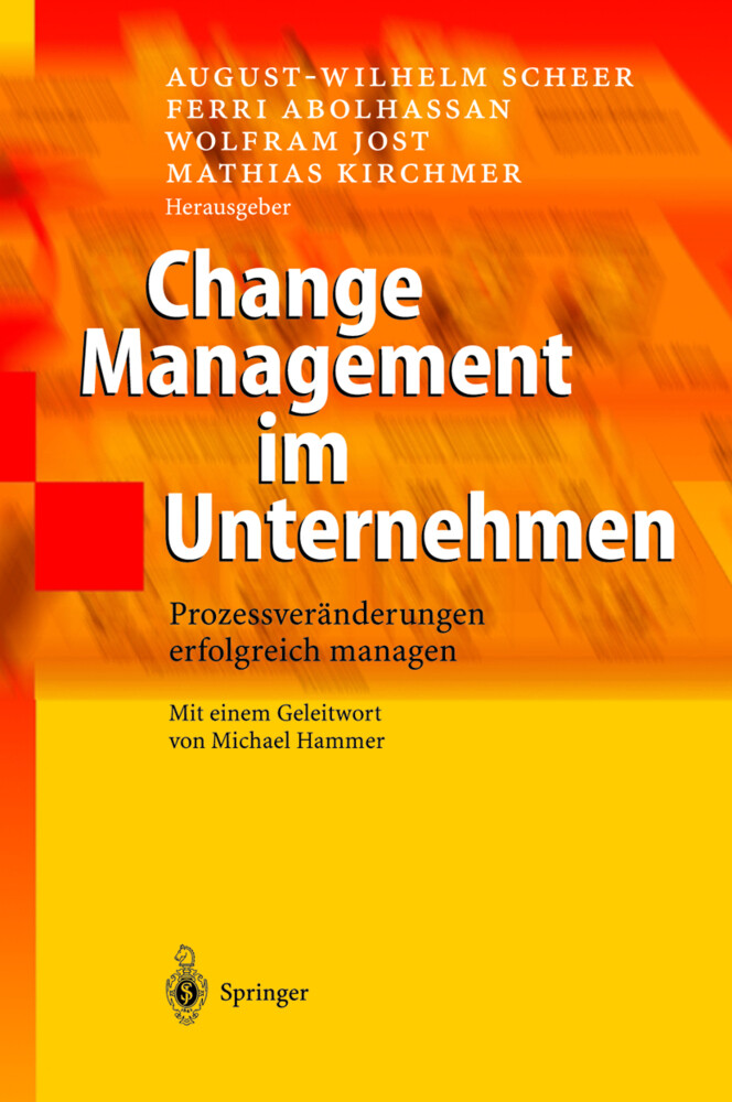 Change Management im Unternehmen als Buch