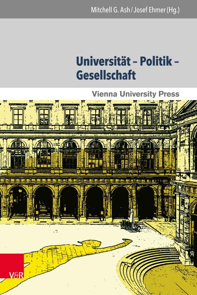 Universität - Politik - Gesellschaft als eBook ...