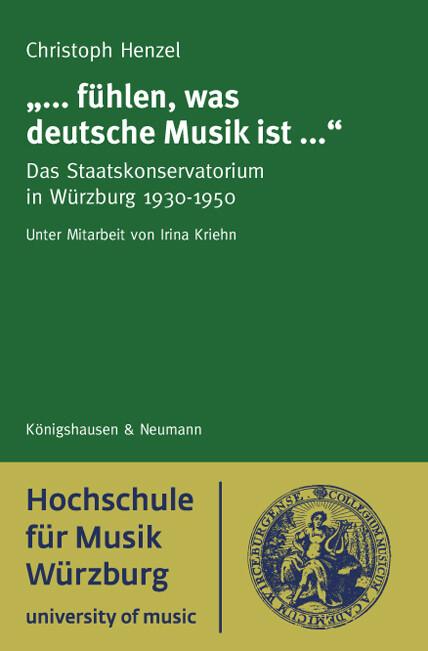 ... fühlen, was deutsche Musik ist ... als Buch...