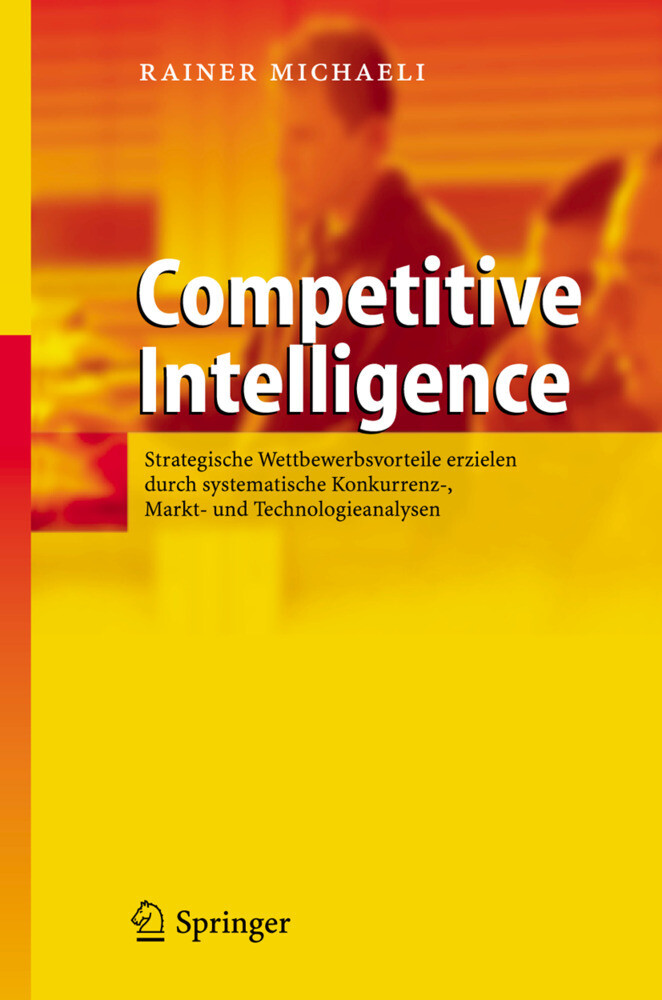 Competitive Intelligence als Buch