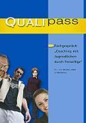 """Fachgespräch """"Coaching mit Jugendlichen durch Freiwillige""""Coaching als Buch"""