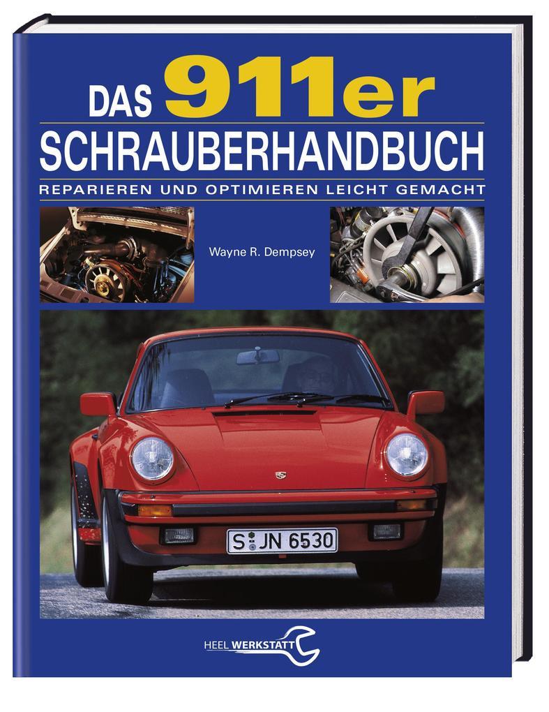 Das 911er Schrauberhandbuch als Buch