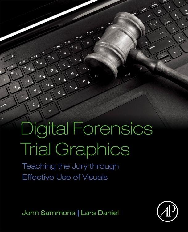 Digital Forensics Trial Graphics als Taschenbuc...