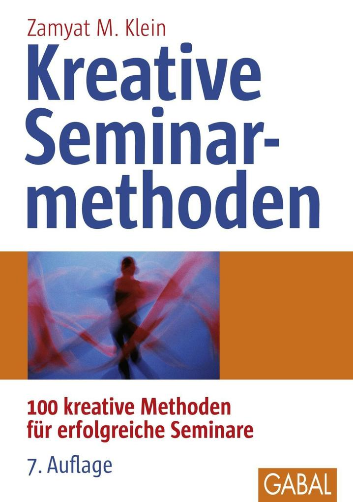 Kreative Seminarmethoden als Buch