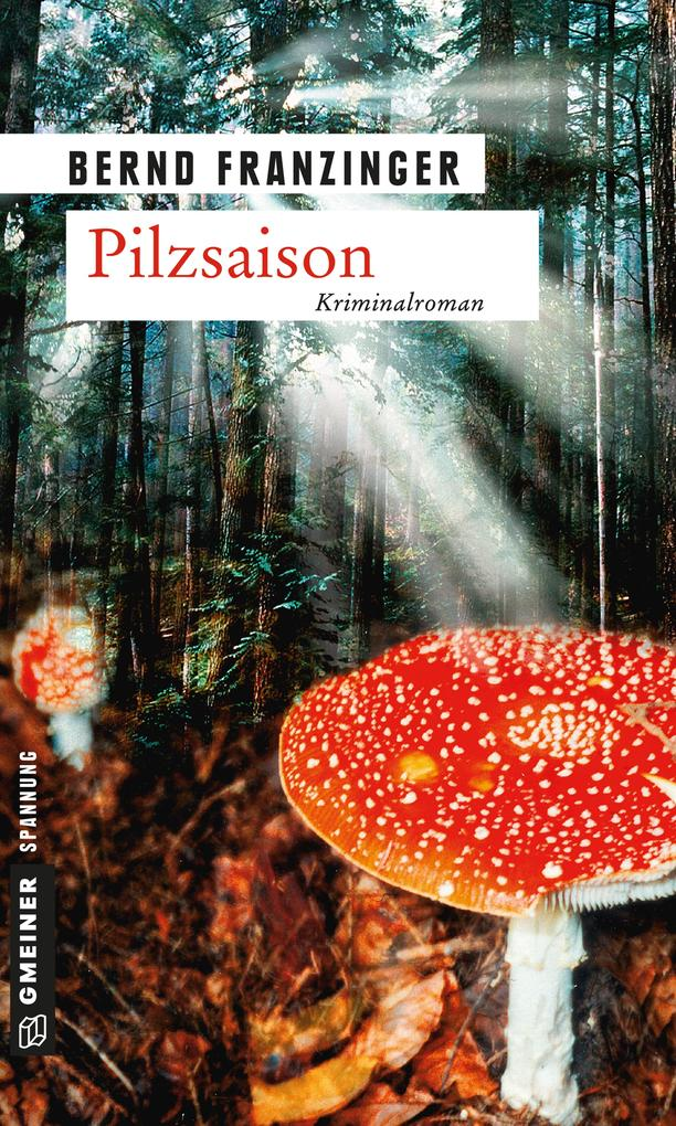 Pilzsaison als Buch