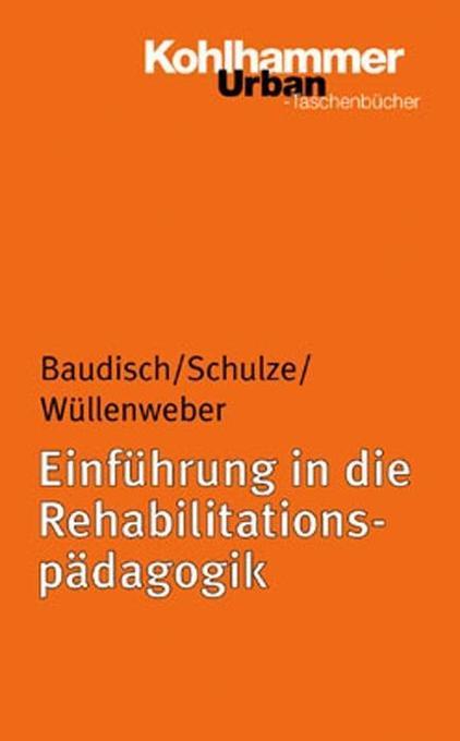 Einführung in die Rehabilitationspädagogik als Buch
