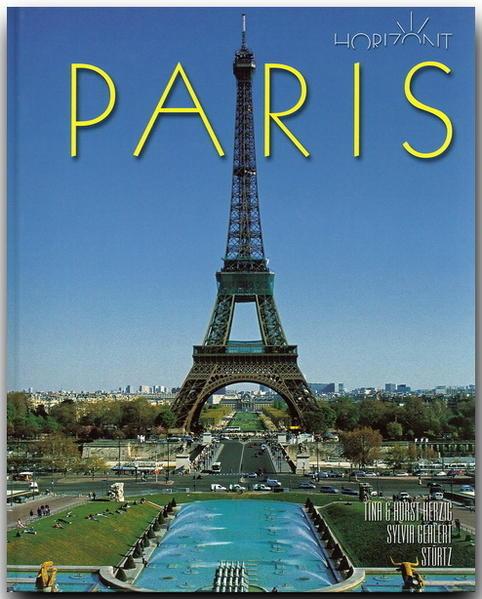 Paris als Buch