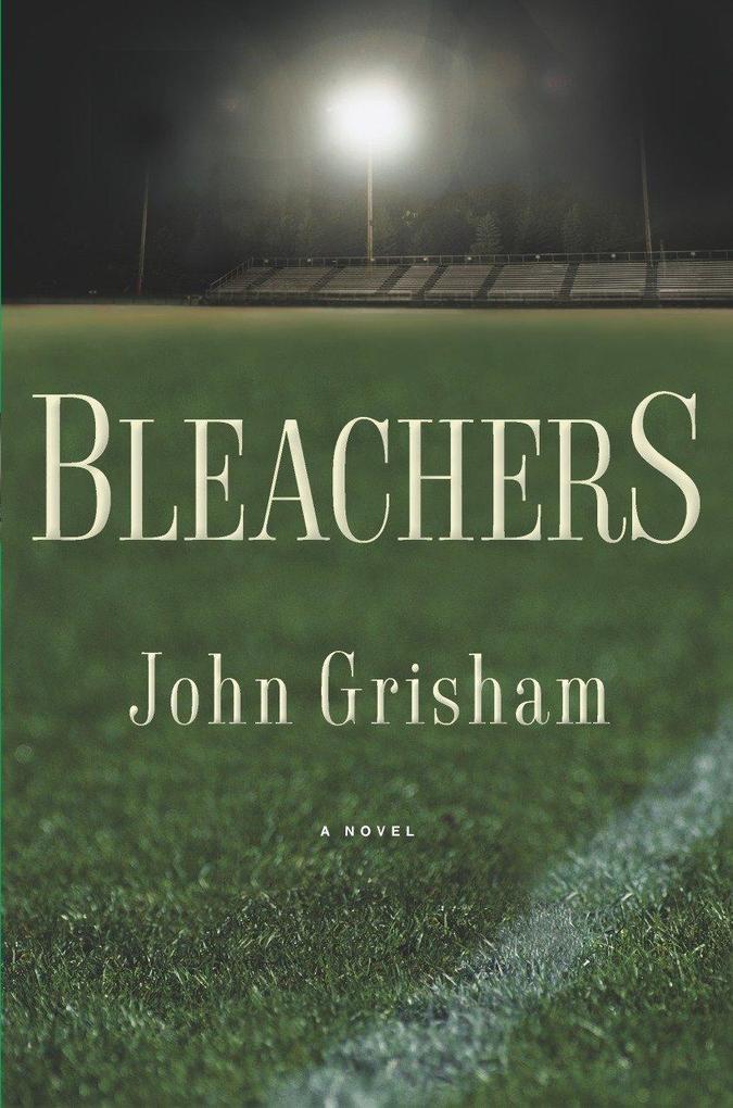 Bleachers als Buch