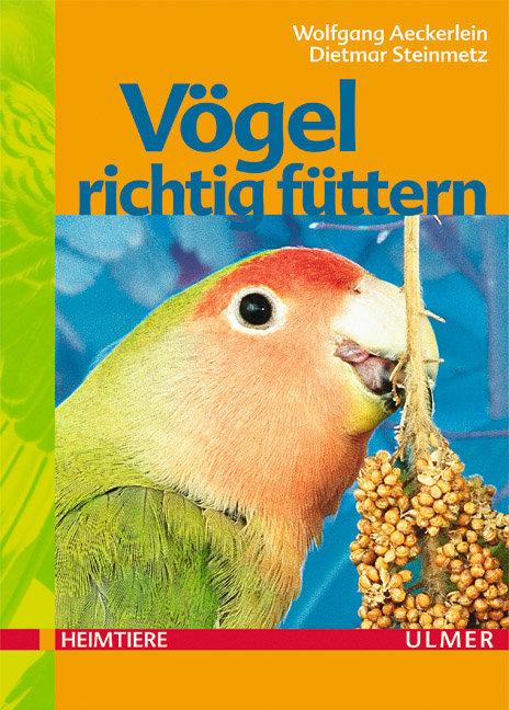 Vögel richtig füttern als Buch