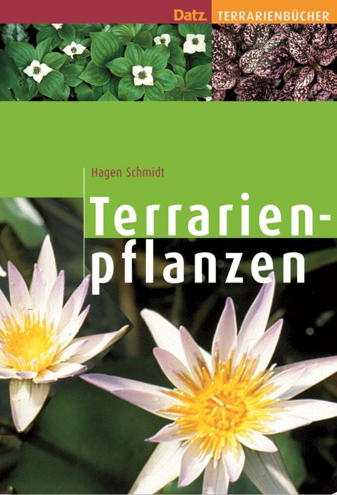 Terrarienpflanzen als Buch