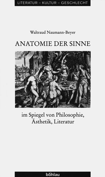 Anatomie der Sinne als Buch