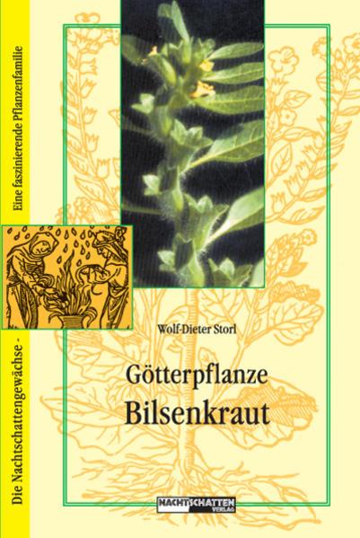 Götterpflanze Bilsenkraut als Buch