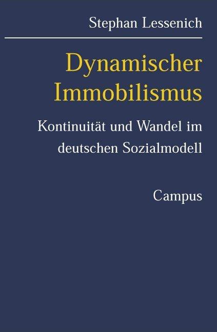 Dynamischer Immobilismus als Buch