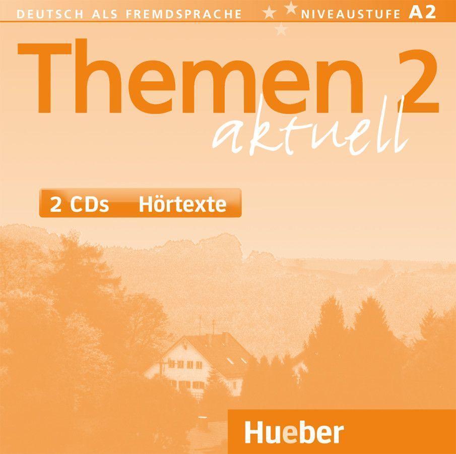 Themen aktuell 2. 2 CDs als Hörbuch