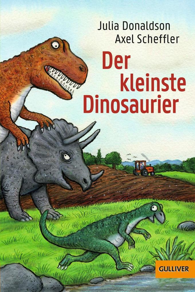 Der kleinste Dinosaurier als Taschenbuch