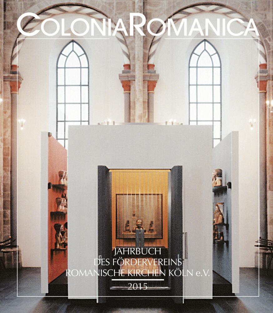 Colonia Romanica XXX 2015 als Buch von