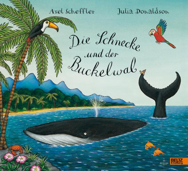 Die Schnecke und der Buckelwal als Buch (gebunden)