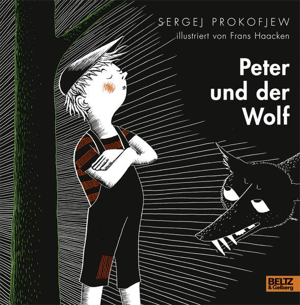 Peter und der Wolf als Buch