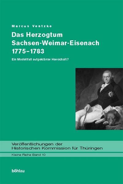 Das Herzogtum Sachsen-Weimar-Eisenach 1775-1883 als Buch