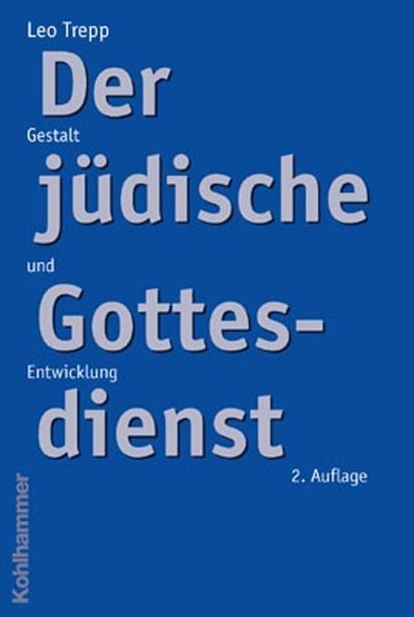 Der jüdische Gottesdienst als Buch