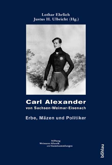 Carl Alexander von Sachsen-Weimar-Eisenach als Buch