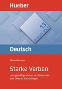 Deutsch üben 13. Starke Verben