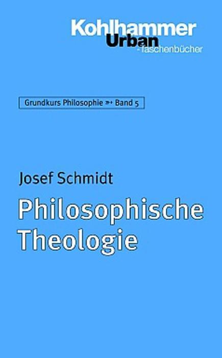 Philosophische Theologie als Buch
