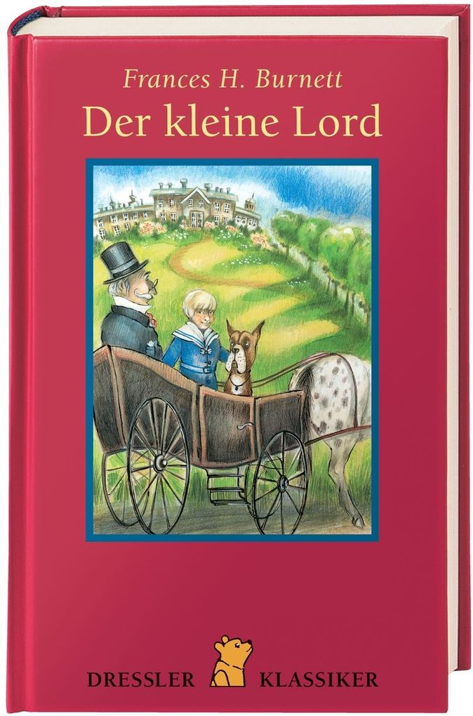 Der kleine Lord als Buch