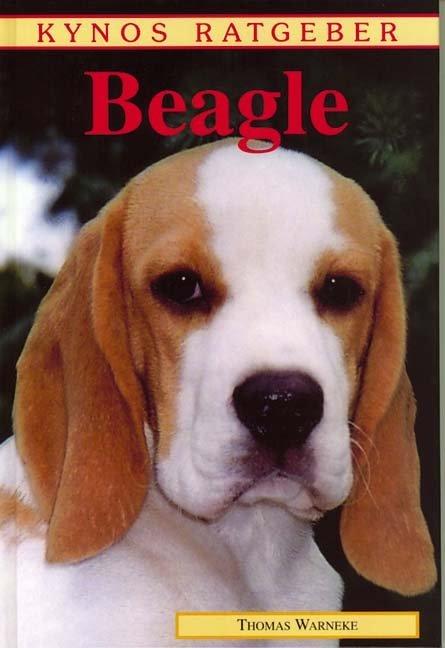 Beagle als Buch