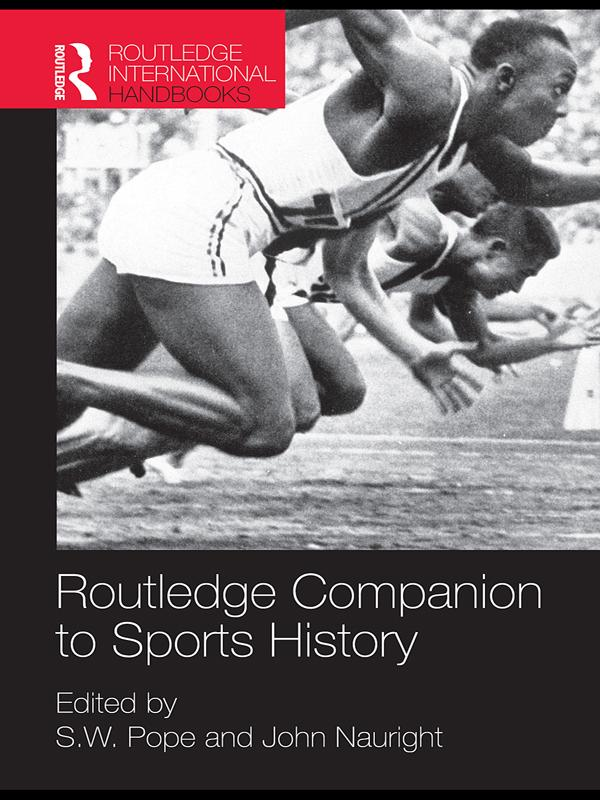 Routledge Companion to Sports History als eBook...