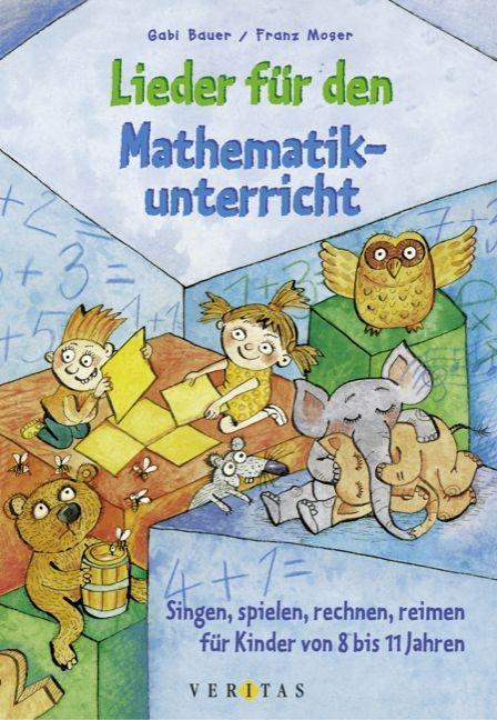 Lieder für den Mathematikunterricht als Buch