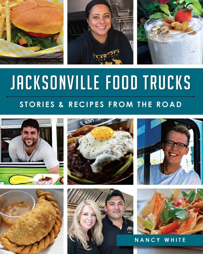 Jacksonville Food Trucks als eBook Download von...