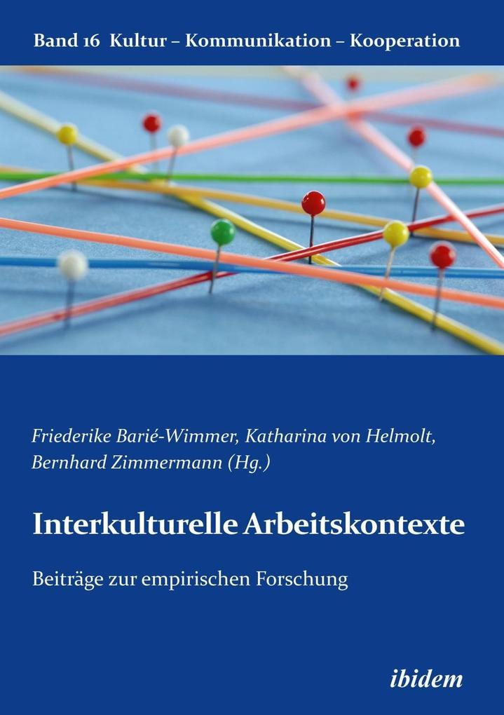 Interkulturelle Arbeitskontexte als eBook Downl...