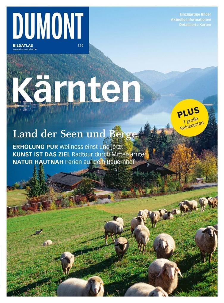 DuMont BILDATLAS Kärnten als eBook Download von Mag.Stefan Spath - Mag.Stefan Spath