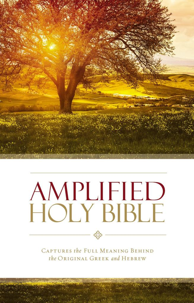Amplified Holy Bible, eBook als eBook Download ...