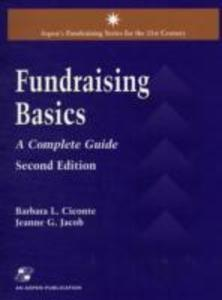 Fundraising Basics, 2nd Edition: A Complete Guide als Taschenbuch