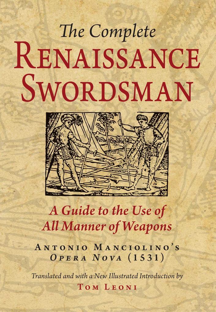 The Complete Renaissance Swordsman als eBook Do...