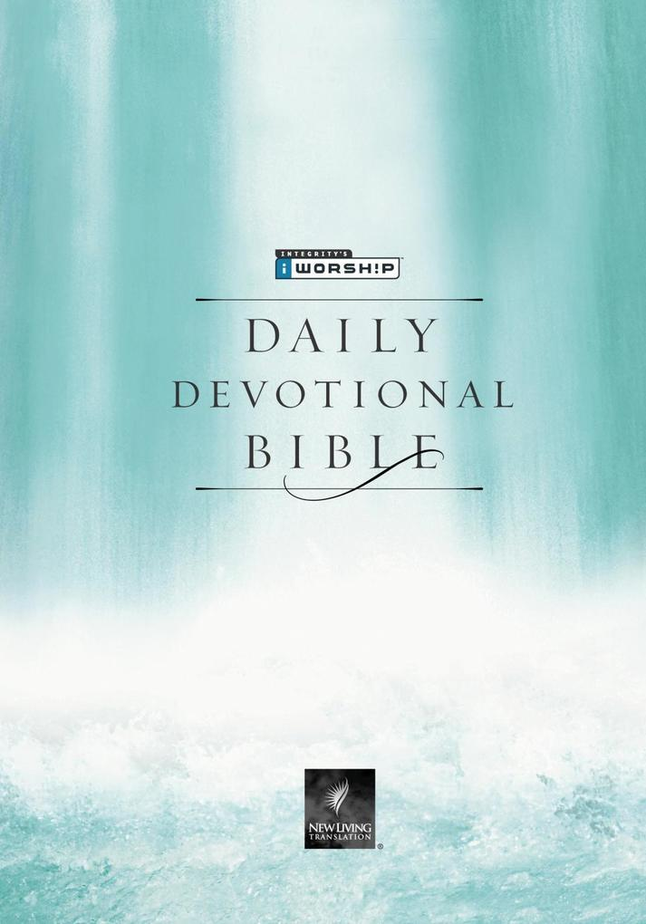NLT, Personal Worship Bible, eBook als eBook Do...