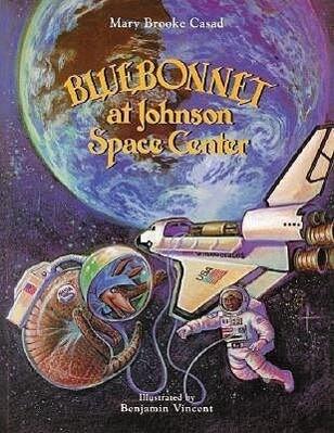Bluebonnet at Johnson Space Center als Taschenbuch