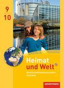 Heimat und Welt Gesellschaftswissenschaften 9 / 10. Schülerband. Saarland